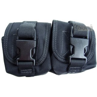 Double Frag Grenade Pouch-Maxpedition