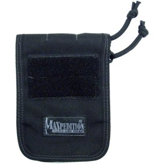 "3"" x 5"" Notebook Cover-Maxpedition"