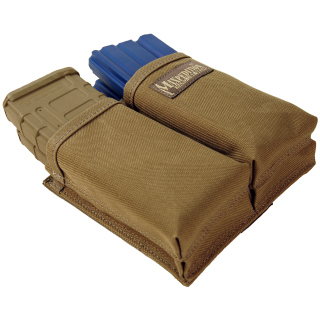 Hook and Loop Modular Insert for Four (4) M4/M16 Magazines