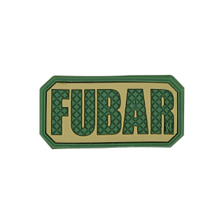 "FUBAR Patch  2"" x 1""-Maxpedition"