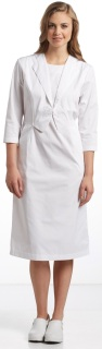 1377 Group Dress-White Cross