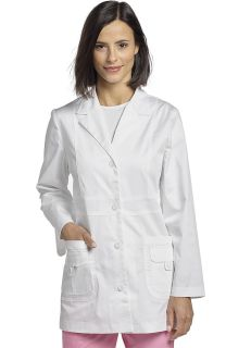 2410 Lab Coat-White Cross