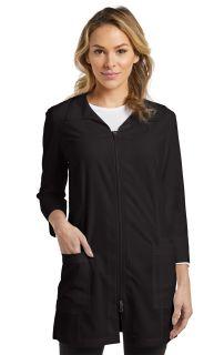 2417 FIT Front zipper Labcoat