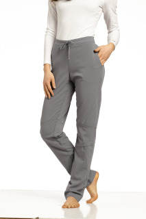 316 Marvella Petite Pant-White Cross