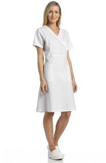 8014 Dress-White Cross