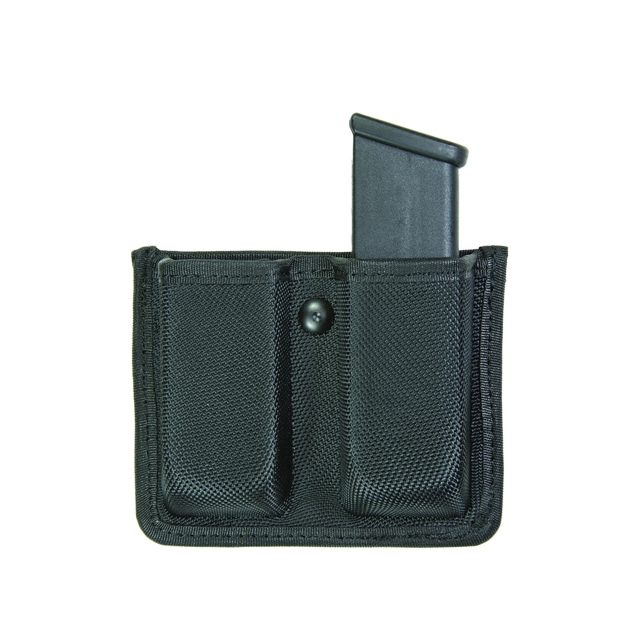 Double Magazine Case - Open - Large-