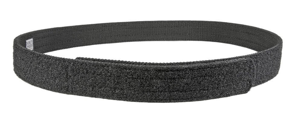 HEROS PRIDE 1205-M-34 Duty Belt,Inner Loop Lined,Black,M