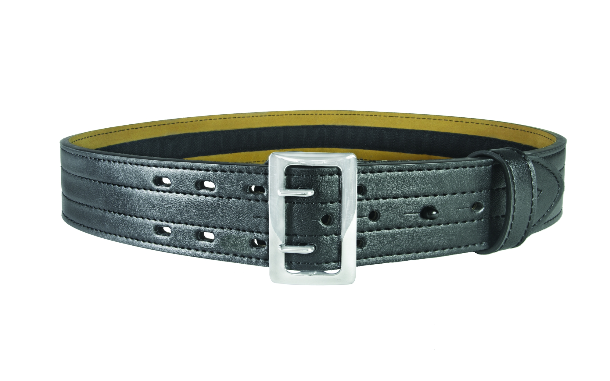 "2.25"" Sam Browne Belt, AirTek™, Smooth, Hook-"