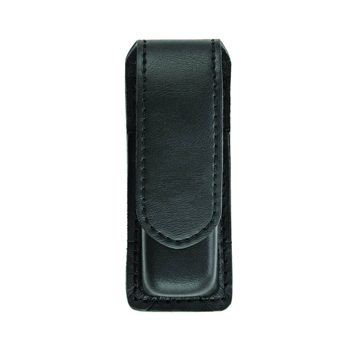 Single Magazine (or Knife) Case, Medium, AirTek, Smooth, Hidden Snap-