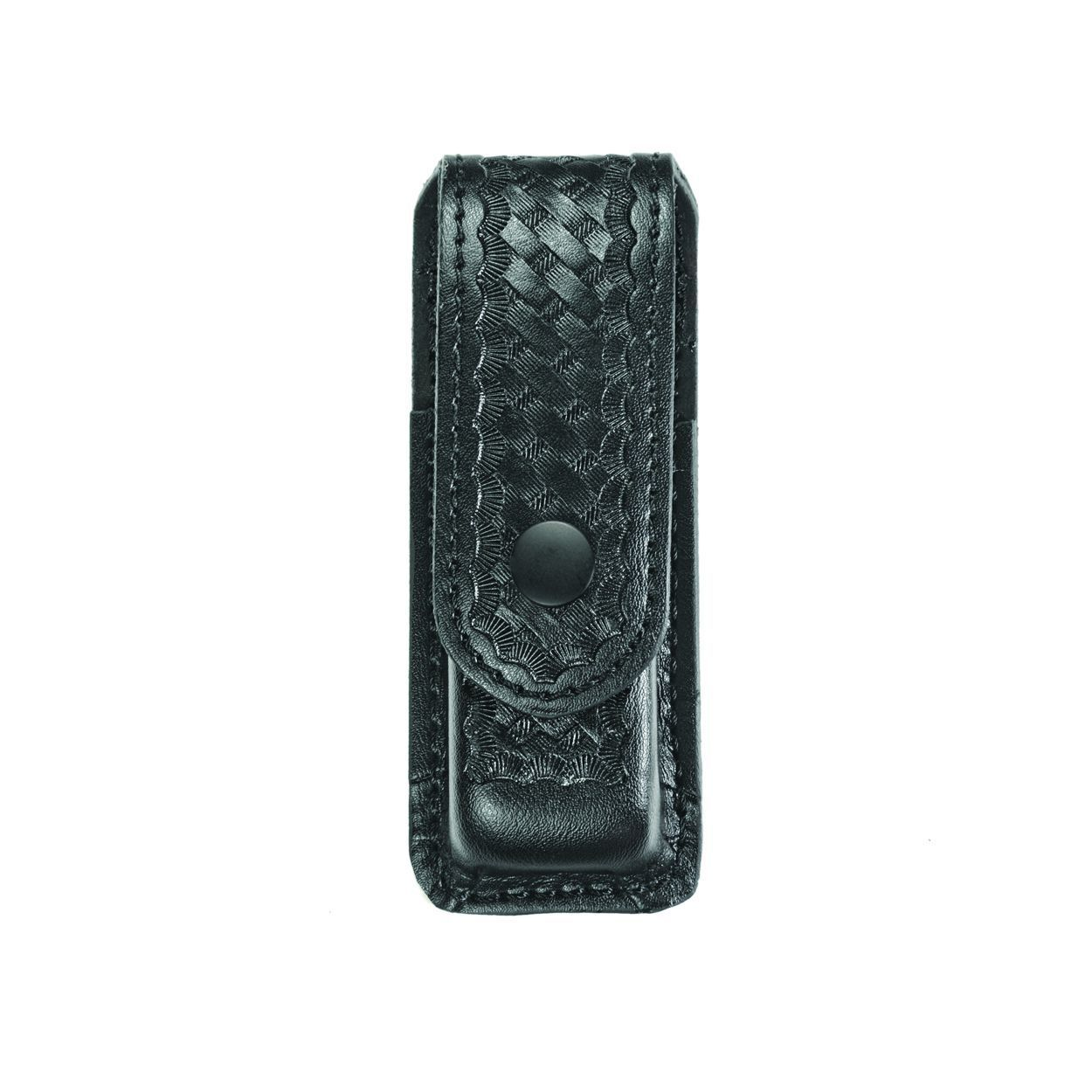 Single Magazine (or Knife) Case, Medium, AirTek, BW, Black Snap-
