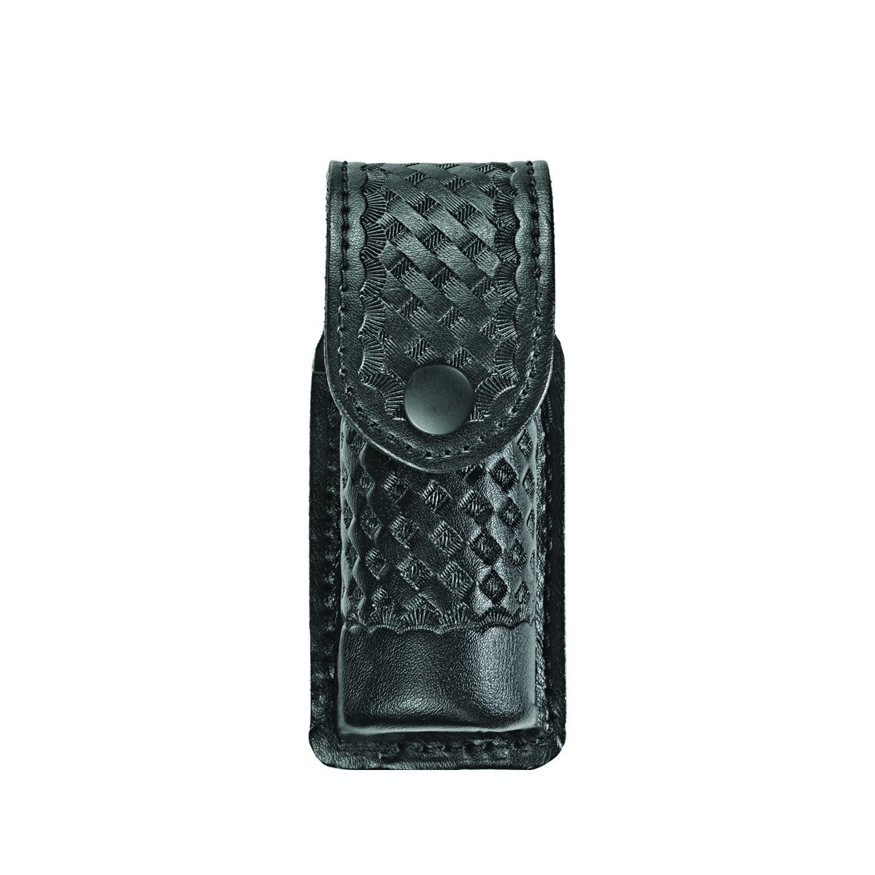 O.C. (Pepper) Spray Case, Small, MK3 (MK2,6), AirTek, BW, Black Snap-