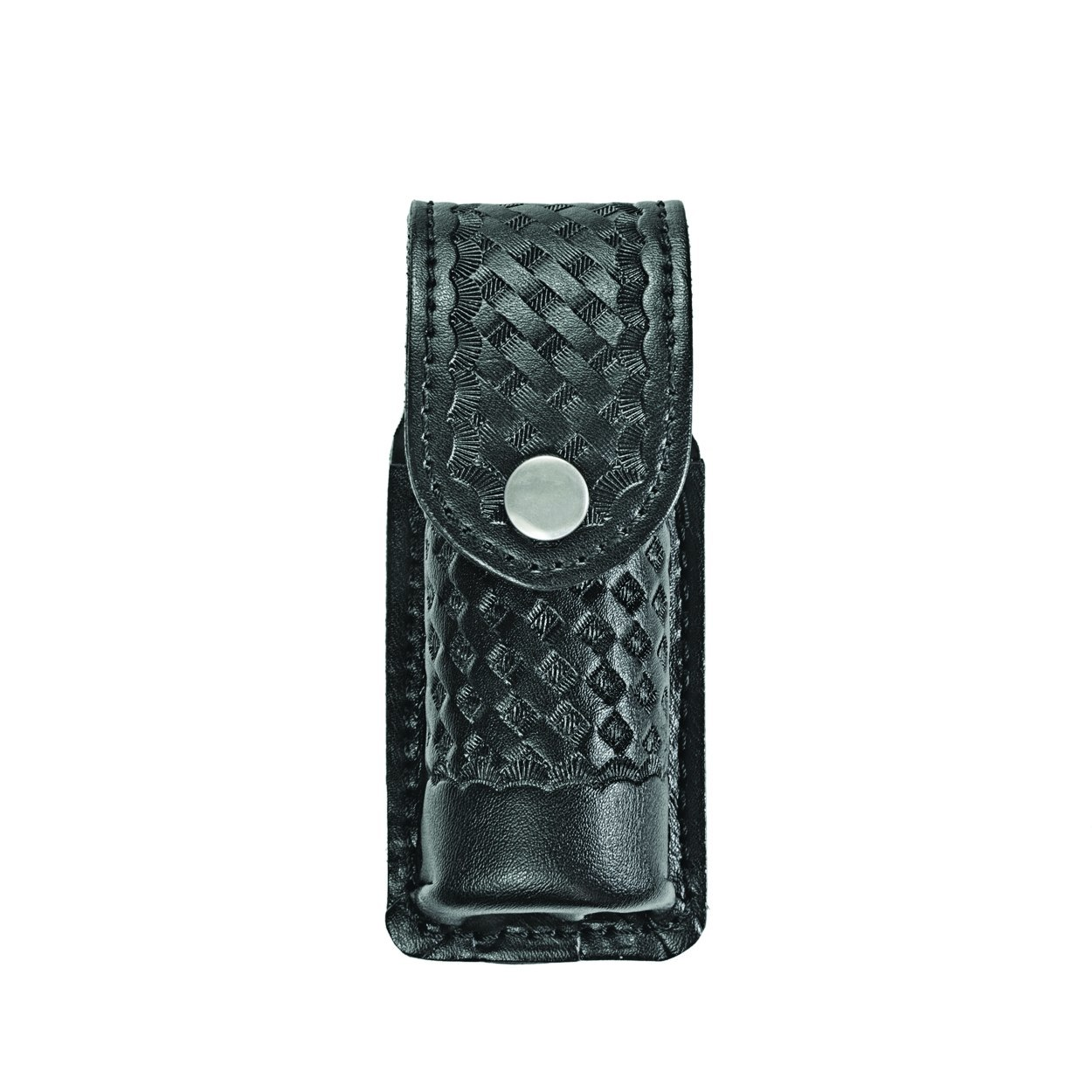 O.C. (Pepper) Spray Case, Small, MK3 (MK2,6), AirTek, BW, Nickel Snap-