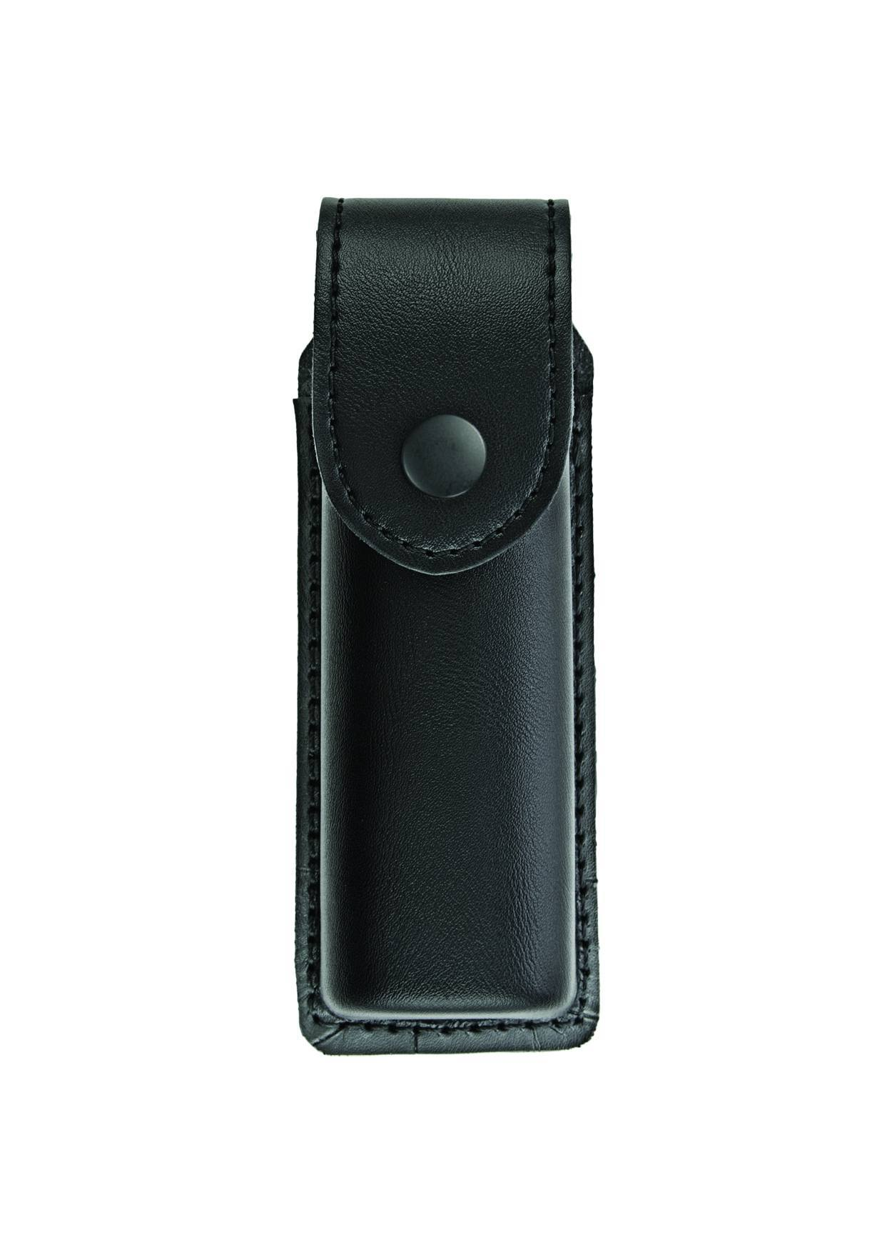 O.C. (Pepper) Spray Case, Medium, MK4, AirTek, Smooth, Black Snap-