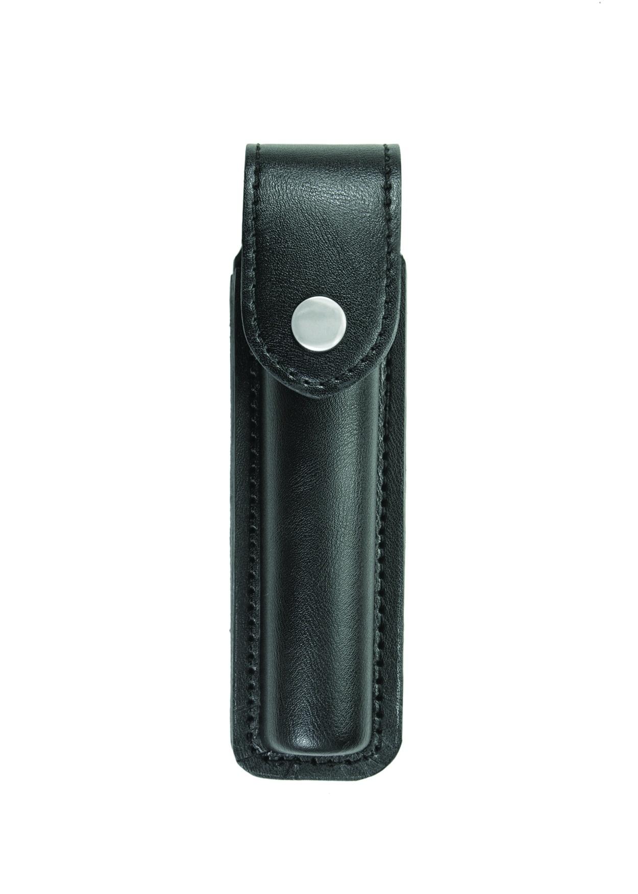 Flashlight Case, Small AA LED, AirTek, Smooth, Nickel Snap-Hero's Pride