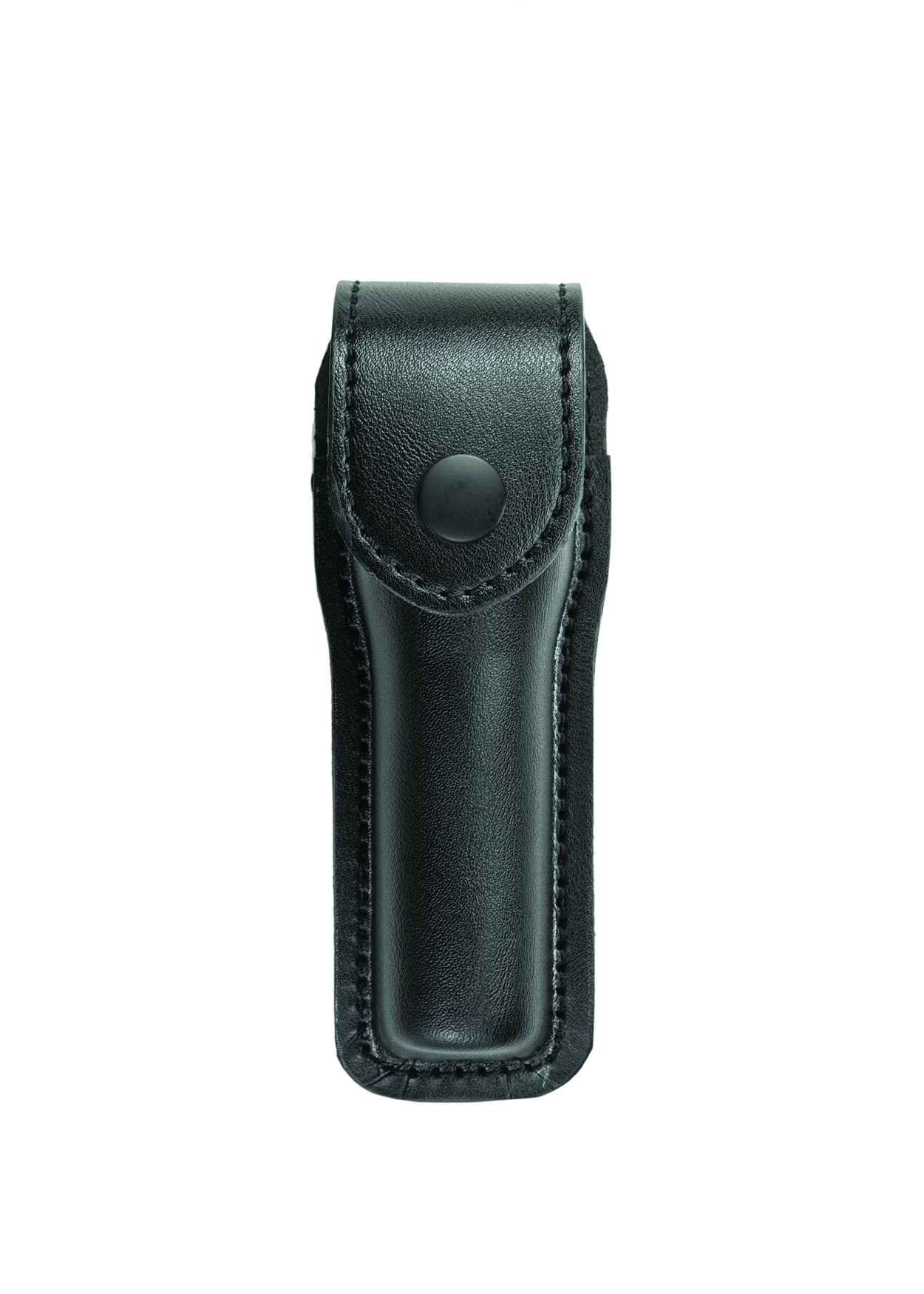 Flashlight Case, Small, AirTek, Smooth, Black Snap-