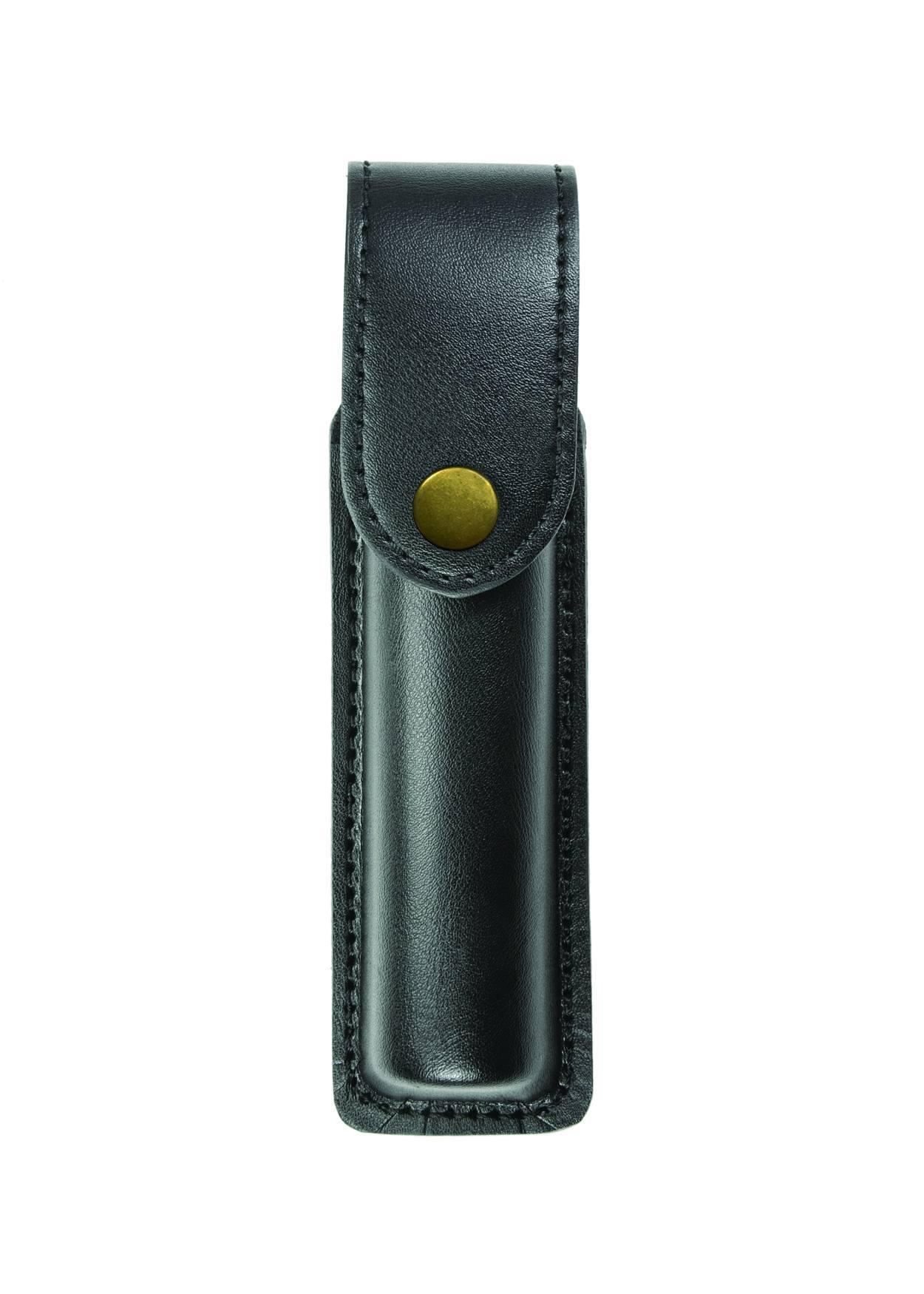 Flashlight Case, Medium, AirTek, Smooth, Gold Snap-