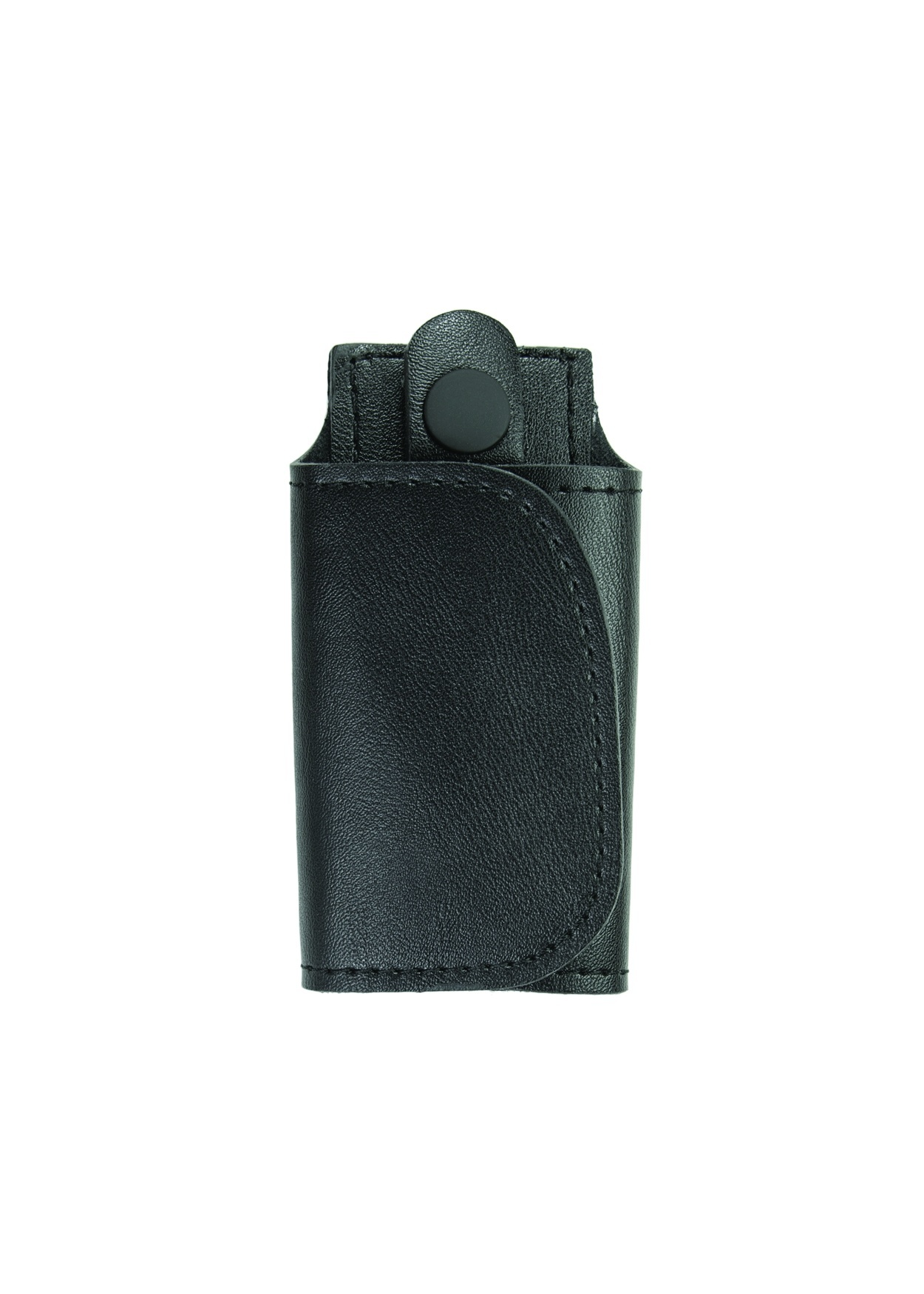 Key Holder, Silent, AirTek, Smooth, Black Snap-