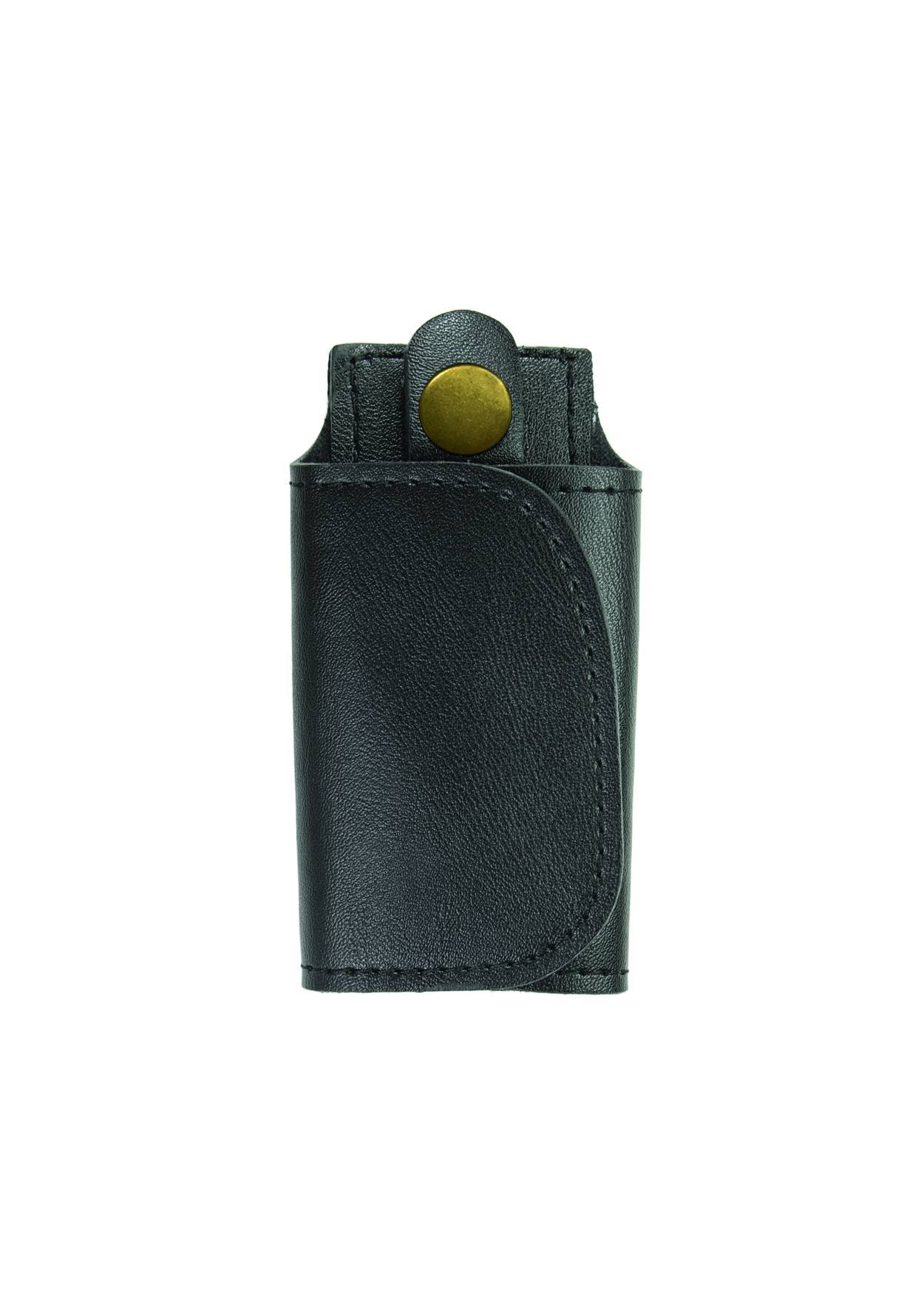 Key Holder, Silent, AirTek, Smooth, Brass Snap-
