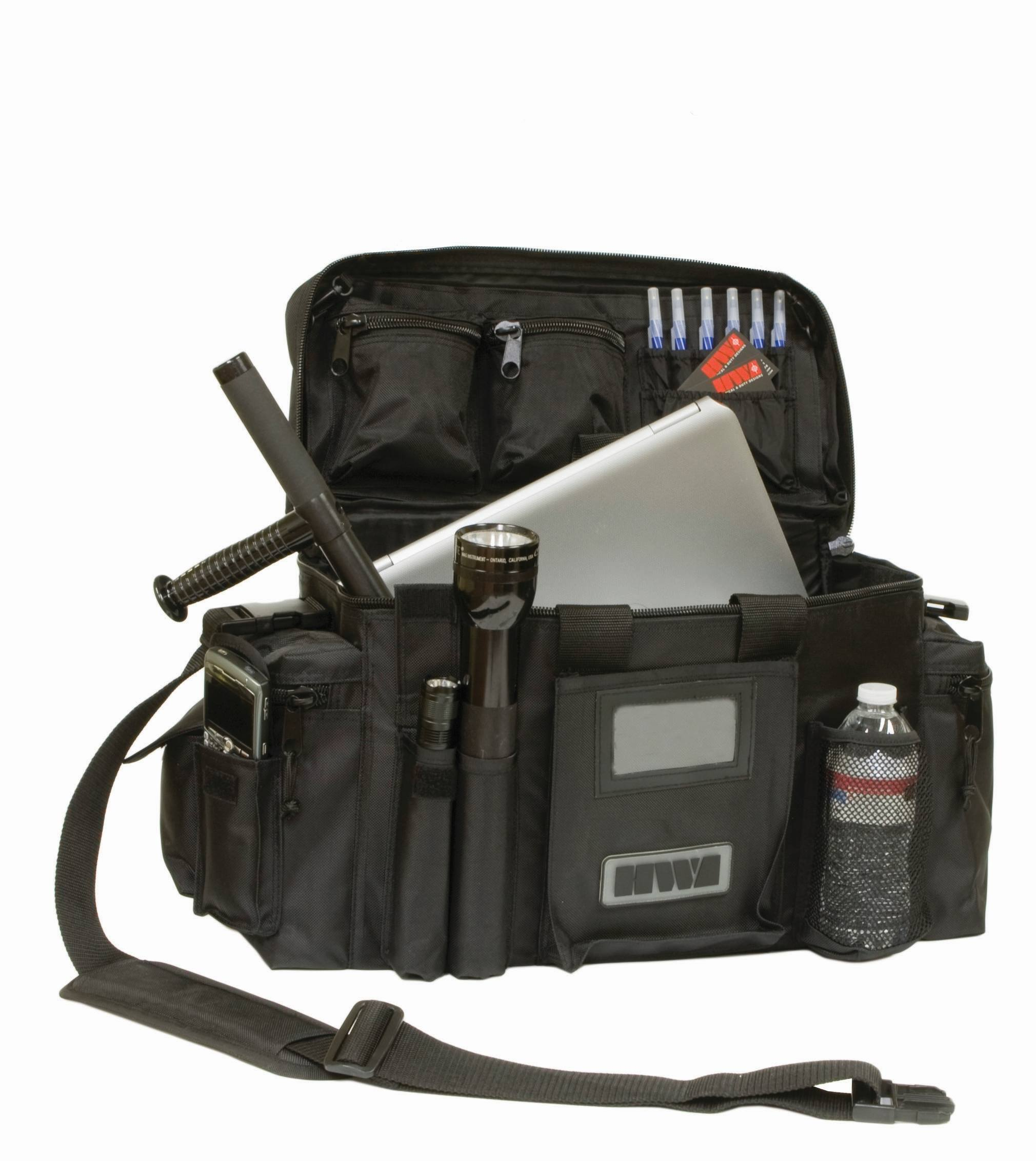 Duty Bag, Deluxe, Black, HWI