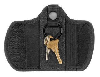 Key Holder Silent - Clip-On- Ballistic-Hero's Pride