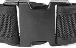"Replacement Buckle System for 2""Duty Belt-Double Lock"