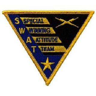 """Swat - 3-3/4 X 3""""-Hero's Pride"""
