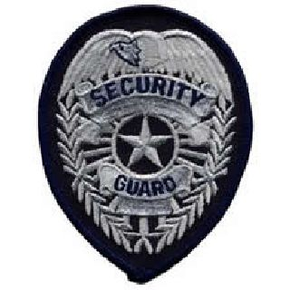Security Guard - Silver/Dark Navy-Hero's Pride