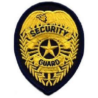 Security Guard - Med Gold/Dk Navy-Hero's Pride