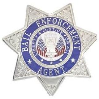 Bail Enforcement Agent - Star - Traditional - Nickel-Hero's Pride