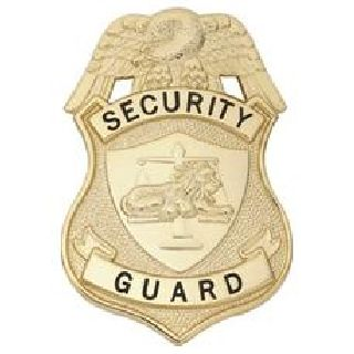 4139G Security Guard - Traditional - Gold-Hero's Pride