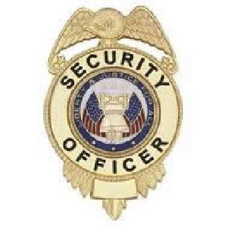 Security Ofcr. - Traditional - Nickel