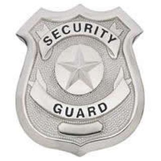 Security Guard - Traditional - Nickel - Cap-