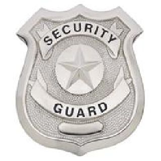 4165N Security Guard - Traditional - Nickel