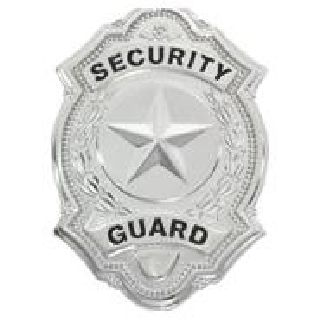 Security Guard - (Mi Shirt) - Nickel-Hero's Pride