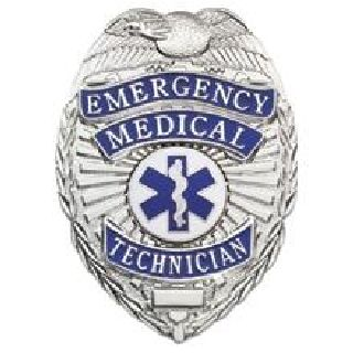 Emergency Medical Technician - Gold-Hero's Pride