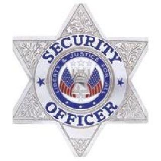 Security Officer - Star - Light - Nickel-Hero's Pride