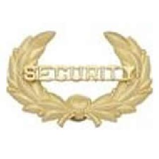 Security - Wreath - Nickel - Cap