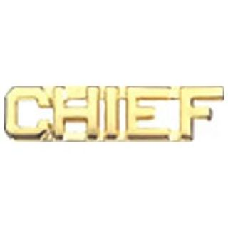 "Pairs - Chief - 3/8"" - Gold-"