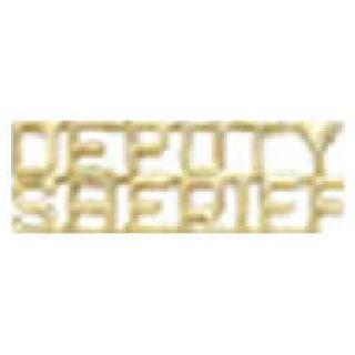 """Pairs - Deputy Sheriff - 1/4"""" - Gold-Hero's Pride"""