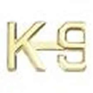 "Pairs - K-9 - 1/2"" - Nickel"