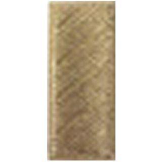 "Pairs - Lt. Bar - Corrugated - Mini 3/4"" - 2 Clutch - Gold-Hero's Pride"
