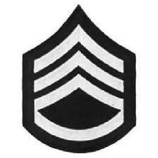 Lapd - Chevrons - Sgt 2-Hero's Pride