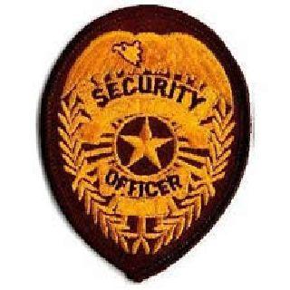 Security Officer - Dark Gold/Brown-Hero's Pride