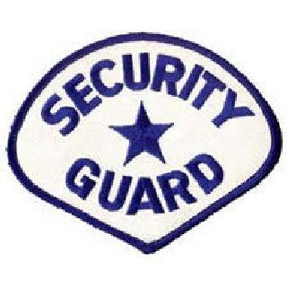 Security Guard - Royal Blue/White-Hero's Pride