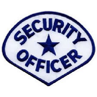 Security Officer - Royal Blue/White-Hero's Pride