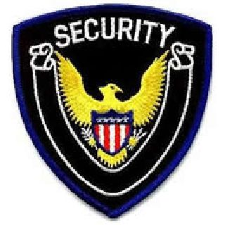 Security - Royal Blue Border-