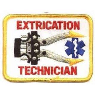 "Extrication Technician - 3-3/8 X 2-1/2"""
