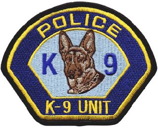 Police K-9 Unit (Full Color) - 4-1/2 X 3-1/2""