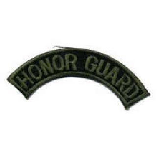 Honor Guard - 3 X 1/2 (Subdued)-Hero's Pride