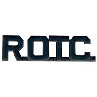 R O T C (Cut Out Letters - Black)-